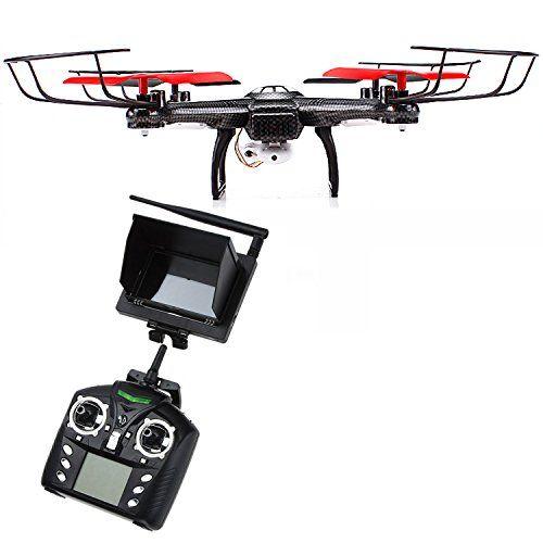 Vococal - V686G 5,8 G FPV Video Drone Helicóptero del Quadcopter Control Remoto RC Juguetes avión modelo JJRC (4 Eje, 6 canal, 2 MP Cámara HD) - http://www.midronepro.com/producto/vococal-v686g-58-g-fpv-video-drone-helicoptero-del-quadcopter-control-remoto-rc-juguetes-avion-modelo-jjrc-4-eje-6-canal-2-mp-camara-hd/