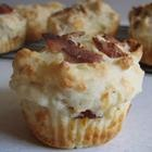 Bacon Cheese MuffinsMuffin Recipes, Cheese Muffins, Bacon Cheese, Cheddar Bacon, Foodies Inspiration, Foodies Things, Bacon Muffins, Breakfast Recipe, Muffins Recipe