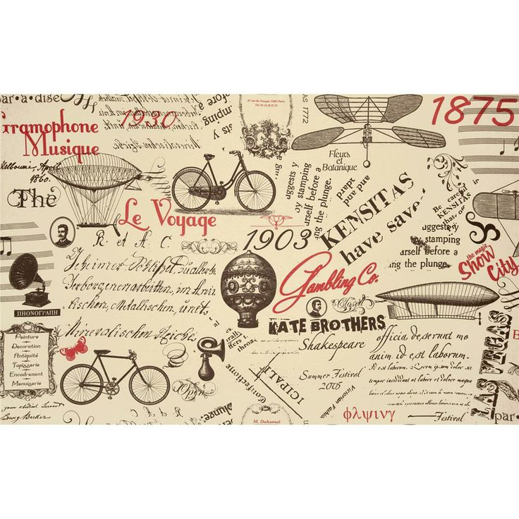 Creations Planes  Hot Air Balloons Bikes Natural Multi Great price on this fabric 9 best Upholstery Fabric images Pinterest Soft furnishings