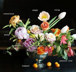 Black Tulip Event Floral Design: Spring 2012 Trend: Loose & Romantic