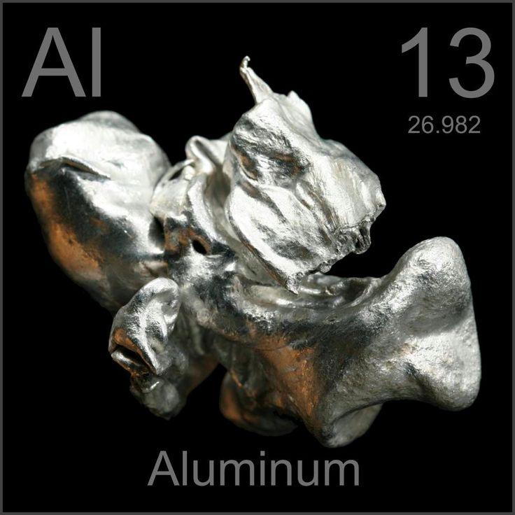 Aluminio Elemento quimico - 13 Al