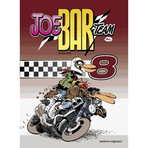 Joe Bar Team Tome 8