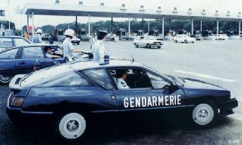 Alpine Gendarmerie