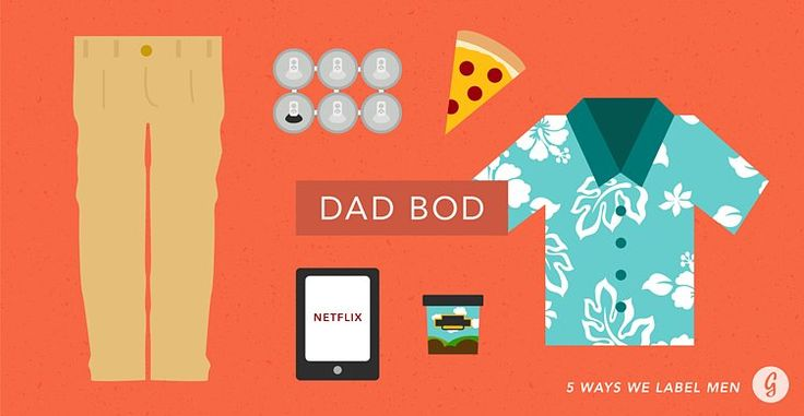 What Dad Bod Labels Mean For Men and Women | POPSUGAR Fitness