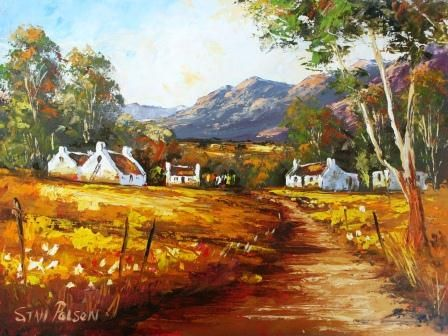 Stan Polson ~ Alice Art Gallery, South Africa