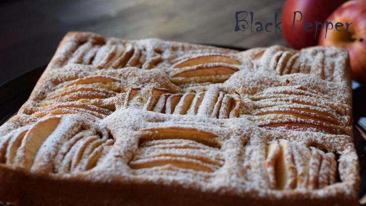 Шарлотка - Пирог с яблоками | Рецепт | Пирог шарлотка ...