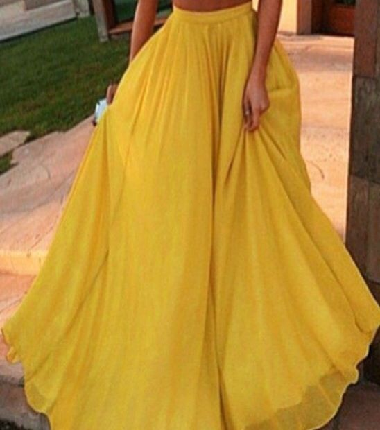 Yellow.