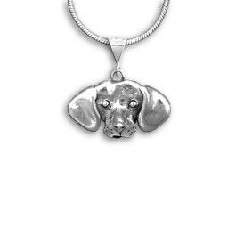 Click here to see my Sterling Silver Beagle Pendant: http://www.themagiczoo.com/sterling-silver-beagle-pendant.html $39
