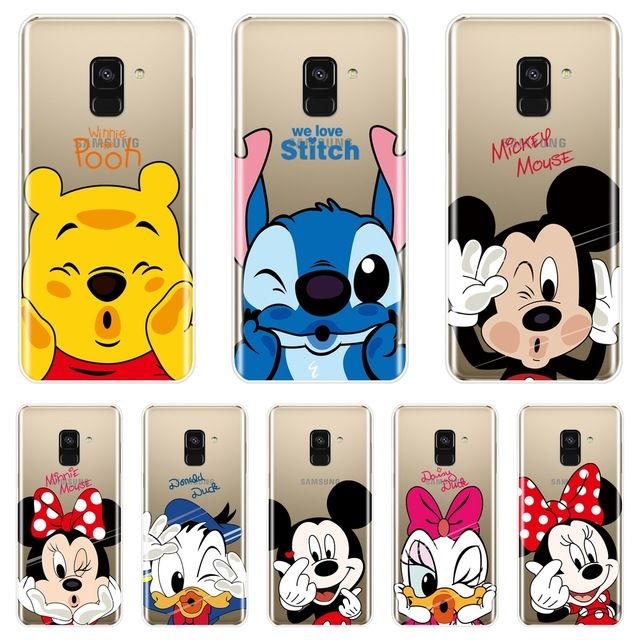 cover samsung a5 2017 mickey mouse