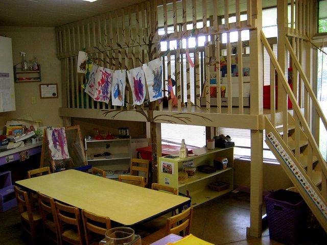 Middle School Reading Classroom Decorations ~ Best reading loft ideas on pinterest mezzanine