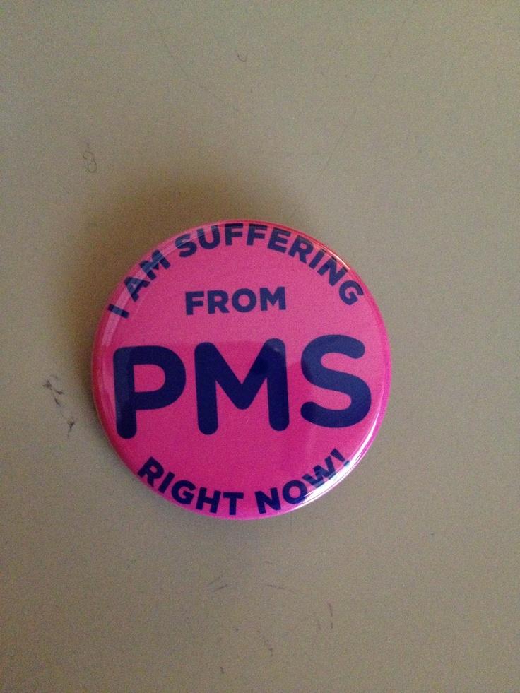 PMS button
