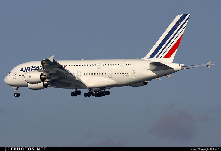 Photo of F-HPJA Airbus A380-861 by Joe C