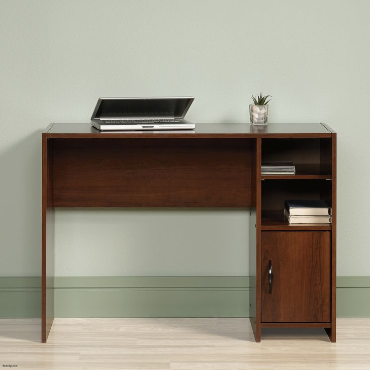 Best Desks Images On Pinterest Writing Desk Cherry And - Desks incorporate recessed computer technology