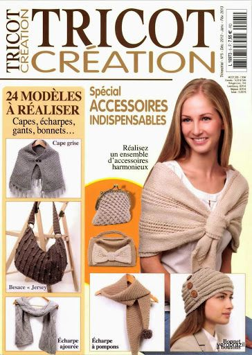 Tricot Création - Les tricots de Loulou - Picasa Albums Web