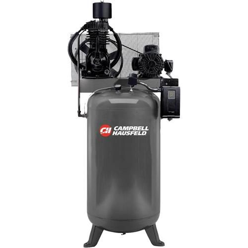 7.5 HP Two Stage 80 Gallon Air Compressor | Grizzly Industrial