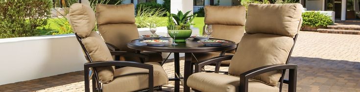 Sunbrella Outdoor Cushion Care | Sunbrella Cushions | Today's Patio