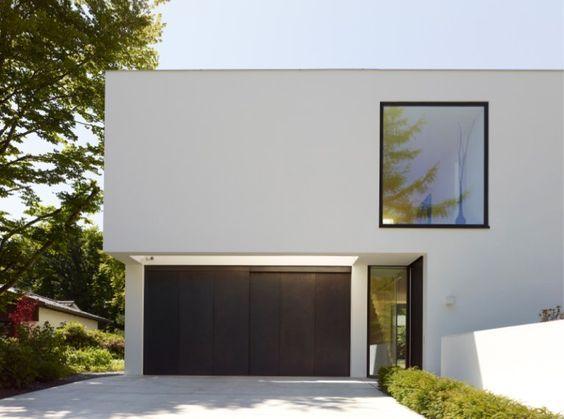 Haus K by Titus Bernhard Architekten