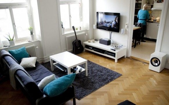 tv room ideas for small space