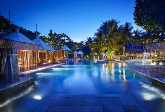 Komfortowy Hard Rock Hotel Bali 4★ Indonezja #wakacje #Bali