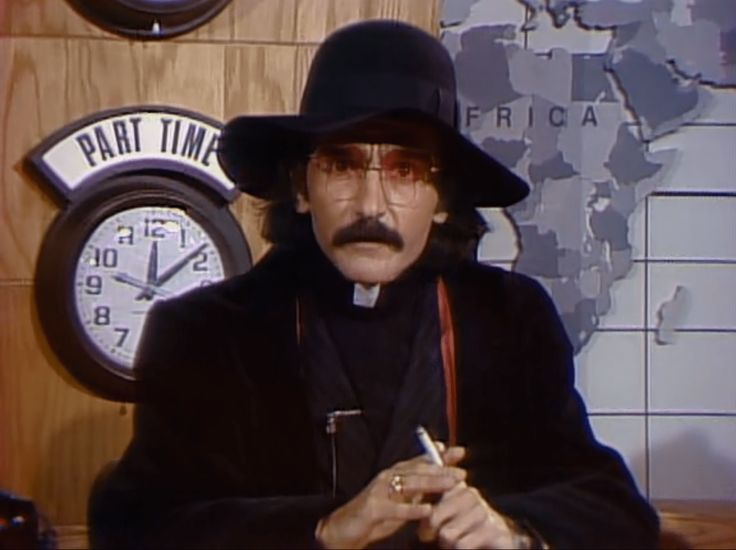 """Happy Birthday to comedian Don Novello, a.k.a., Father Guido Sarducci! 1983 AUDIO INTERVIEW by Bob Andelman  FATHER GUIDO SARDUCCI interview excerpt: """"When the Polish Pope was elected, I wrote this article that says now that we broke tradition by having a non-Italian Pope, let's break more tradition and have non-Swiss Swiss Guards. These guys took it personally.""""  https://mrmedia.com/2018/01/1338-five-minutes-father-guido-sarducci-1983-audio-interview/   #FatherGuidoSarducci #DonNovello"""
