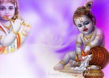 Happy Janmashtami 2014 Messages in Hindi ~ Happy janmashtami 2014 Images | SMS Wallpapers Quotes