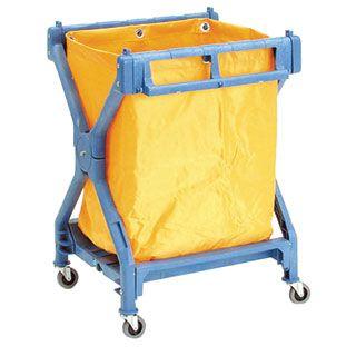 Laundry Trolleys - Sitecraft