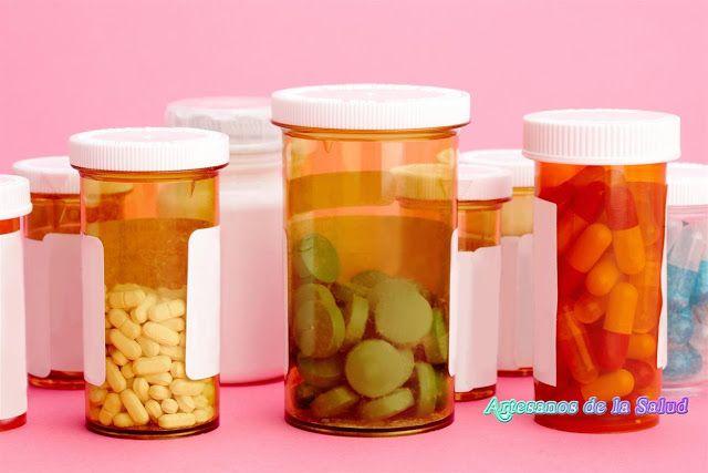 ArteSanos de la Salud: Analiza las pastillas que tomas