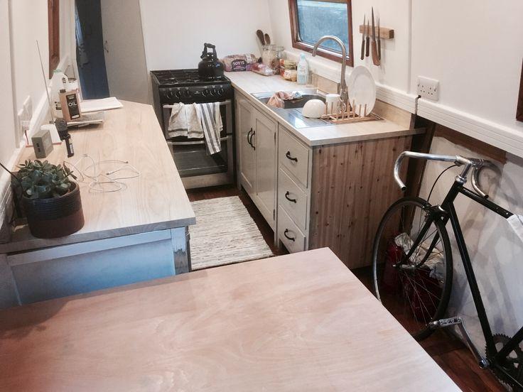 #Narrowboat interior