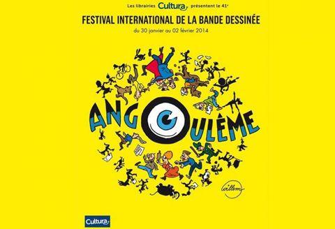 Le Festival de la Bande Dessinée d'Angoulême – Day 1-1