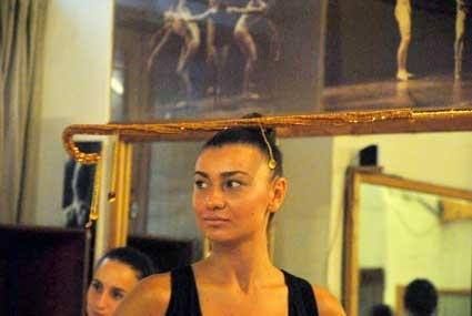 danza orientale (danza del ventre) stage di luglio 2012
