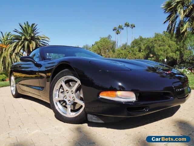2002 Chevrolet Corvette #chevrolet #corvette #forsale #unitedstates