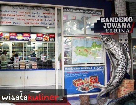 Semarang  Bandeng Juwana