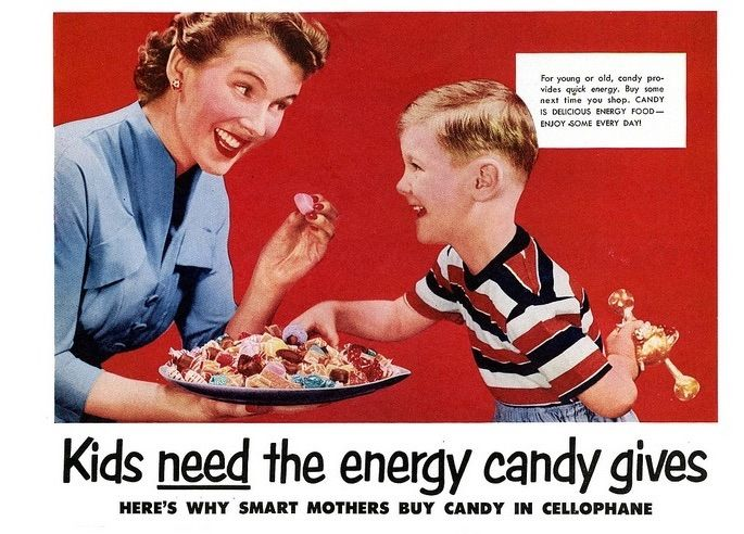 Seriously Disturbing Vintage Advertisements • Page 38 of 131 • FRANK151