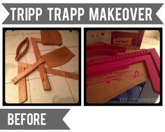 How to paint a Tripp Trapp