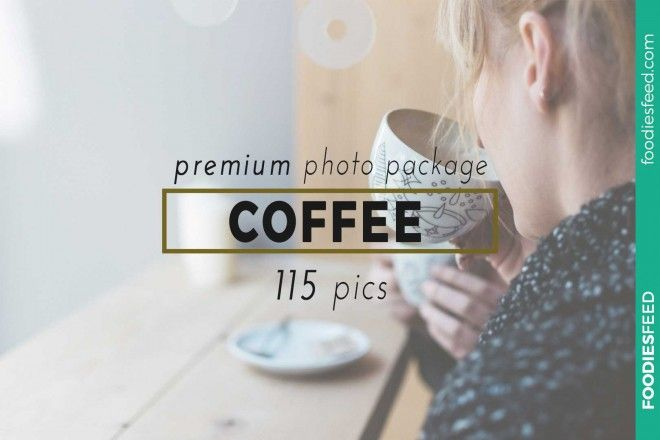 Premium photo package: Coffee