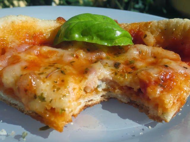 Pizza Domino´s olla GM Ana Sevilla