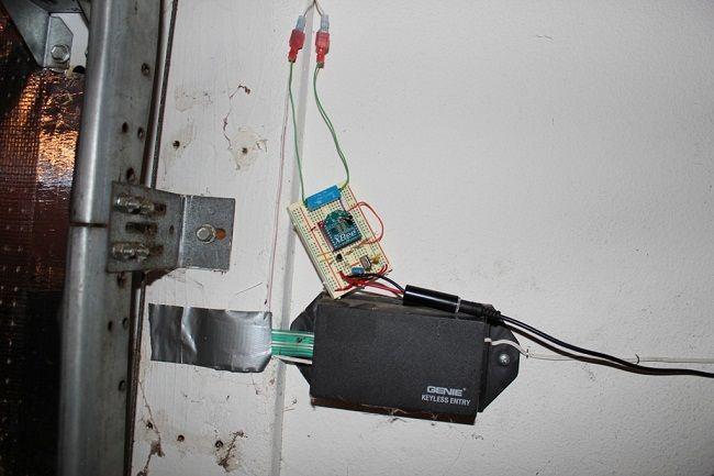 Best Of Garage Door Antenna Wire