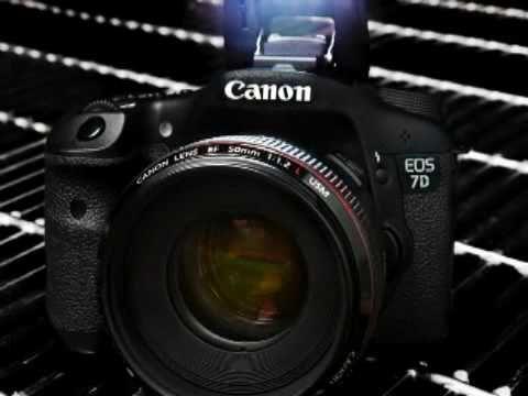 7D Cannon camera settings