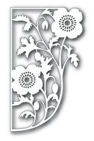Tutti Designs - Cutting Die - Poppy Edge,$13.99