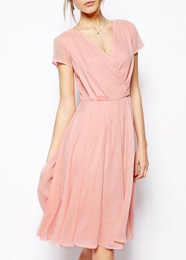 beautiful a line dress