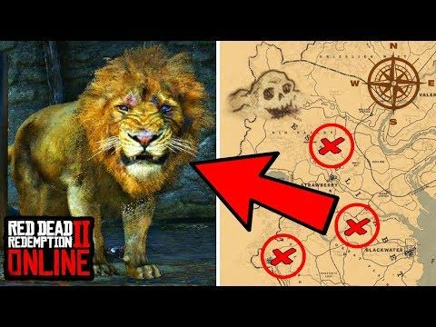 BEST HUNTING SPOTS In Red Dead Online (RDR2 Online Hunting