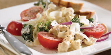 Knuspriger Blumenkohlsalat   – good food