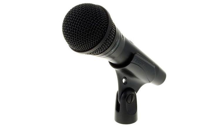Mikrofon dynamiczny PGA58-XLR-E Shure | Nagłośnienie \ Mikrofony \ Dynamiczne | Sprzet-Dyskotekowy.pl - największy i najtańszy sklep internetowy z oświetleniem i nagłośnieniem w Polsce