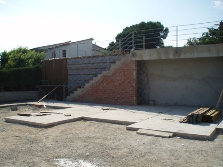 escaleras exterior parkhouse studio escaleras exteriores