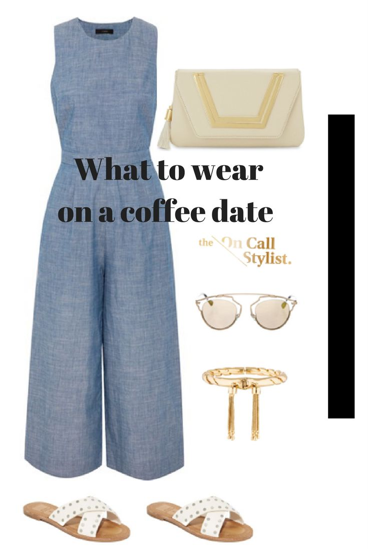 What to wear on a coffee date on the blow www.theoncallstylist.com | coffee date outfit spring, coffee date outfit summer, casual date outfit, outfits for dates