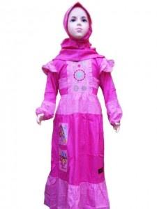 Baju Muslim Anak Wanita MAW006 | Khayla Qu Collection | Koleksi Baju Muslim, Busana Muslim, Baju Bola Modis Berkualitas