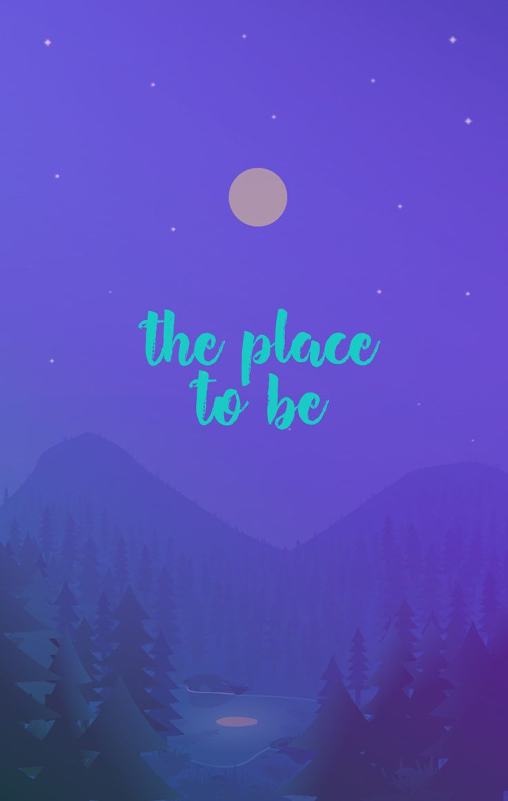 """Check out my @Behance project: """"Forest at night - illustration"""" https://www.behance.net/gallery/52549571/Forest-at-night-illustration"""