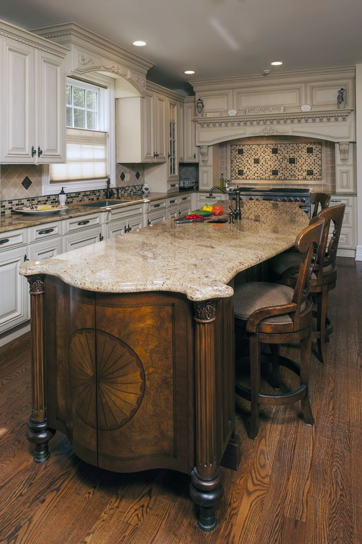 Traditional Kitchens | Classic Kitchen U0026 Bath Boico Design Group  #LongIslandKitchen #LongIslandLuxuryKitchen | Kitchen Design Projects |  Pinterest ...