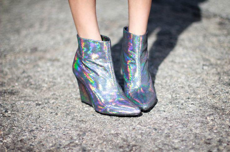 Fashion Hunt: Iridescente