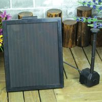 pondxpert solar shower 150 pond pump